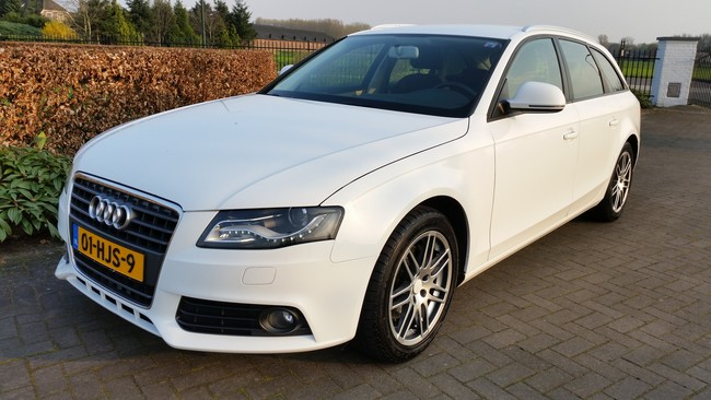 Audi A4 Avant 2.0 TDI Pro Line Business van 2009