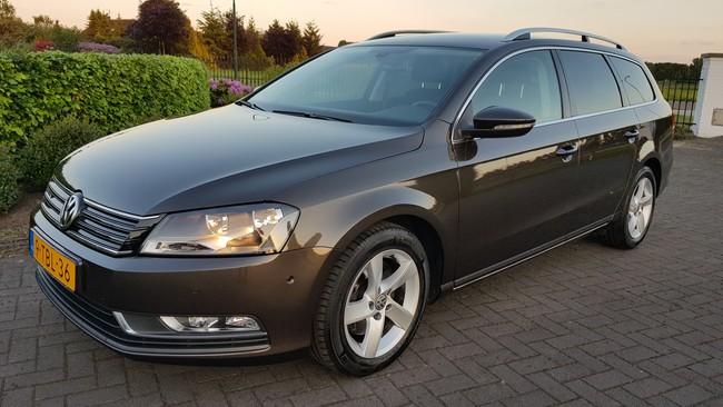 Volkswagen Passat Variant 1.6 TDI BlueMotion Executive Edition van 2014