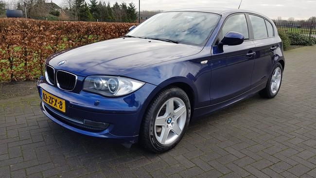 BMW 1-serie 118d Autm 2011