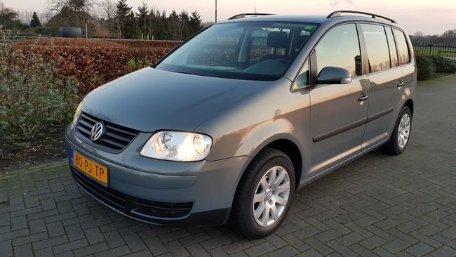 Volkswagen Touran 1.9 TDI Athene van 2004