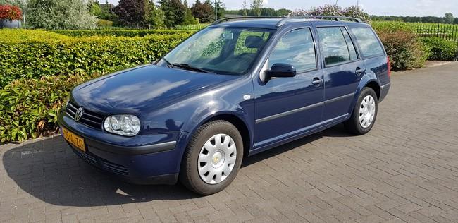 (529) Volkswagen Golf Variant 1.6-16V Airco NAP Nieuwe APK