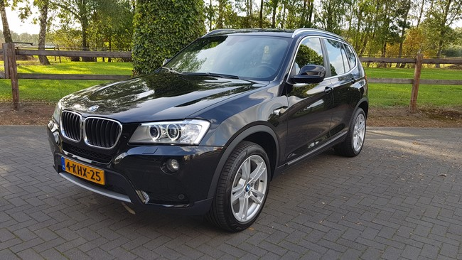 BMW X3 1.8d sDrive Upgrade Edition