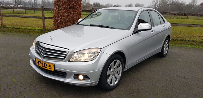 Mercedes-Benz C-klasse 200 K Business Class Elegance van 2009