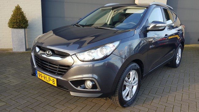Hyundai Ix35 1.6i GDI Business Edition
